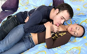 Sexy Girls Tit Sucking Porn Pictures