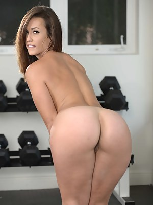 Sexy Girls Gym Porn Pictures